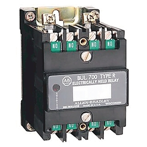 Allen-Bradley 700DC-R310Z24 Relay, Heavy Duty, Industrial, DC Operated, Sealed Switch, 24VDC
