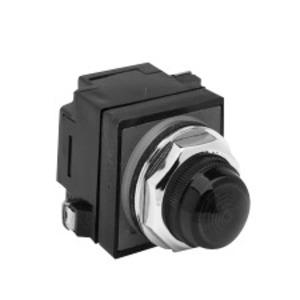GE CR104PLG72M Indicator Light, 120VAC Neon, (NE51H-R), Amber Lens