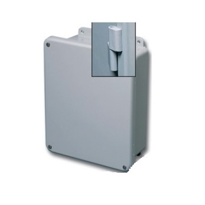 "Stahlin J806W Enclosure, Hinged, 4 Cover Screws, 8"" x 6"" x 4"""
