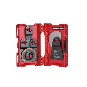 Milwaukee 48-90-1009 MILW 48-90-1009 9PC MULTI-TOOL BLAD