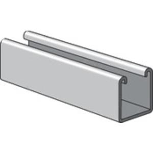 """Power-Strut PS200FRPFG Fiberglass Channel, 1-5/8"""" x 1-5/8"""" x 10' Long"""