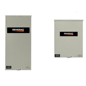 Generac RTSC400A3 Auto Transfer Switch 400A 1PH 3R NSE SACM