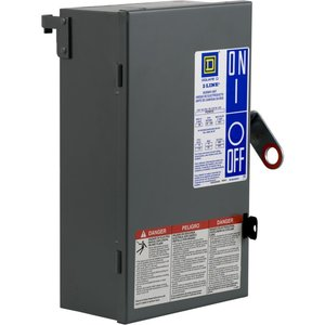 Square D PQ3206G BUSWAY FS PLUG-IN 60A