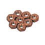 14010HN BRONZE NUT