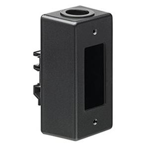 41089DN EB Q/PORT DIN RAIL MNT BOX EMPTY