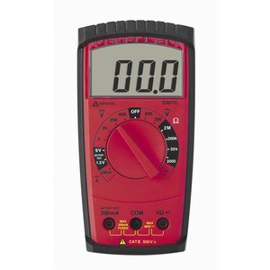 Amprobe DM7C AMP DM7C MULTIMETER W/BATTERY TEST