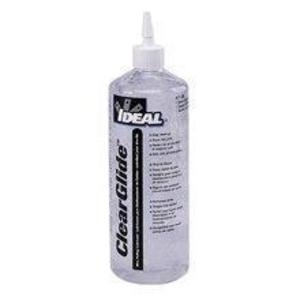 Ideal 31-388 ClearGlide Wire Pulling Lubricant - 1 Quart Squeeze Bottle