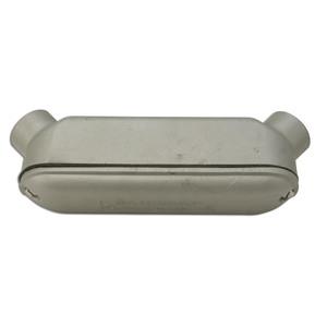 "Appleton BUB200-A Conduit Body, Mogul, Type UB, 2"", Cover/Gasket, Aluminum"