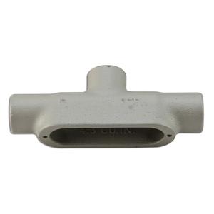 "Appleton TB75A Conduit Body, Type: TB, FM85, Size: 3/4"", Aluminum"