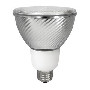 TCP PF3016 Compact Fluorescent Lamp, PAR30, 16W, 2700K