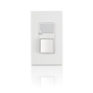6526W COMBO DECORA SWITCH W/ LED LIGHT