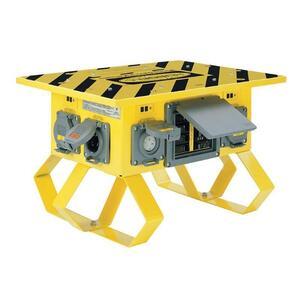 Hubbell-Wiring Kellems SDTL1A HUB SDTL1A SPIDER BOX, 30A