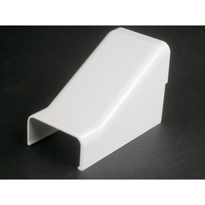 Wiremold 2986-WH Drop Ceiling Connector / 2900 Series Raceway, Non-Metallic, White
