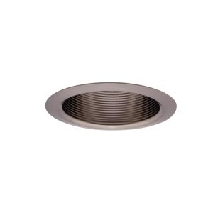 "Lithonia Lighting 3B1BN 4"" Baffle Trim"