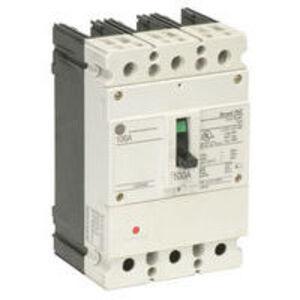 GE FBN36TE030RV Breaker, Molded Case, 30A, 3P, 600/347VAC, 65kAIC, Record Plus