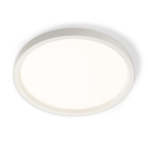 "Lightolier S7R830K10 SlimSurface LED Downlight, 7"", 14.2W, 120V, 3000K"