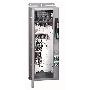 Allen-Bradley 1232-DNB-A1L-25R Pump Panel, NEMA 3, 480VAC Coil, 3R, Enclosure, E1 Overload Relay *** Discontinued ***