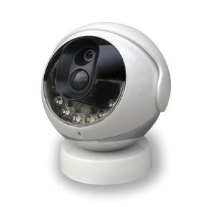 Kidde Fire 21026665 RemoteLync Wireless Indoor Monitoring Camera
