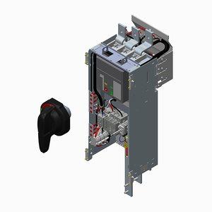 Allen-Bradley 20-750-MACP-CD-F8M AC Precharge Module, PowerFlex 750, IP00, Frame 8, 400/480VAC