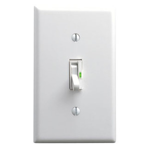 TGI061LW DIMMER 600W S/P TOGGLE WHITE