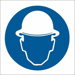 25175 PROTECTIVE WEAR SIGN