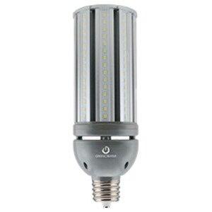 Green Creative 45HID/840/277V/EX39/R LED Lamp, 45W, 4000K, 120-277V