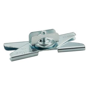 "Panduit PPT16 T-Bar Scissor Clip for 1"" T-Bar with 1/4"