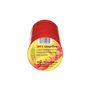 """COLOURFLEX TAPE RED  3/4"""" X 60FT"""