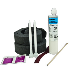 American Polywater FST-250KIT FST™ Foam Sealant Kit, Single Kit