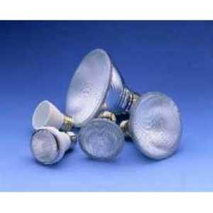 SYLVANIA 75PAR16/HAL/NSP10-120V Halogen Lamp, PAR16, 75W, 120V