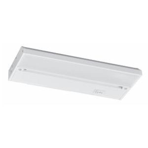 """AFX (American Fluorescent) NLL22WH Undercabinet Light, LED, 22"""", 10.7W, 120V, White Gloss Enamel"""