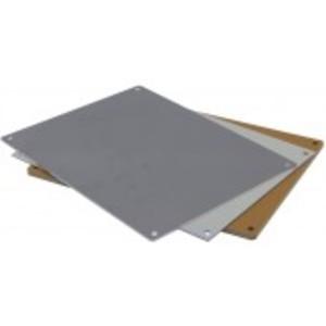 "Vynckier MP1816A Panel For Enclosure, 18"" x 16"", VJ Series, Aluminum"