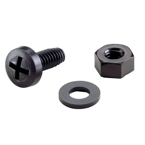 Panduit F14PN-L Accessory, Plastic Bolt and Nut Kit, Fib
