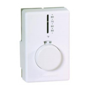 Honeywell T4398A1021 Thermostat w/ Snap Action Switch, White