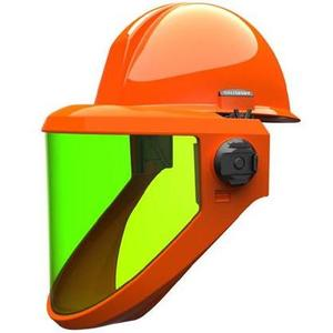 Salisbury AS1200HAT Arc Flash Face Shield with Hard Hat