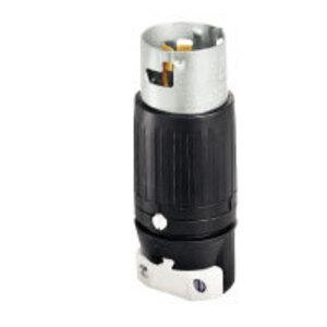 Hubbell-Bryant CS6361 Lkg Plug, 2p3w, 50a 125v