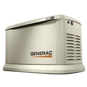 Generac 70351 Generator, Standby, 16kW, 120/240VAC, 70A, 1PH, LCD Display, WiFi