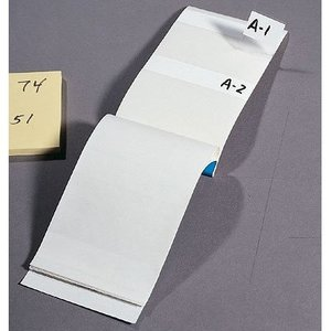 Ideal 44-151 Write-On Marker Booklet,Ideal,SZ: 1.000 X 2-1/2 IN MRKR,6 Markers Per Page