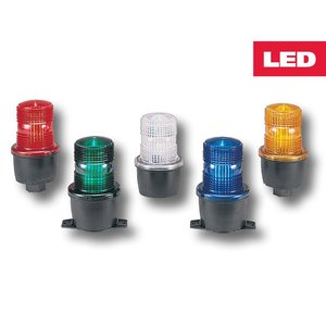 Federal Signal LP3ML-120R LED LIGHT MALE PIPE