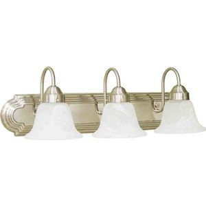 Volume Lighting V1343-33 Three Light Fixture