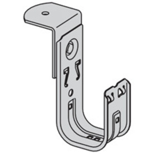 Eaton B-Line BCH12-RB ANGLE BRACKET FASTENER, 3/4-IN. HOOK, .265-INCH DIA.