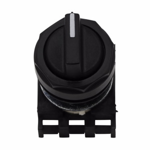 Eaton E22XBL1D 22.5 Mm, Non-metallic, Assembled Selector Switch