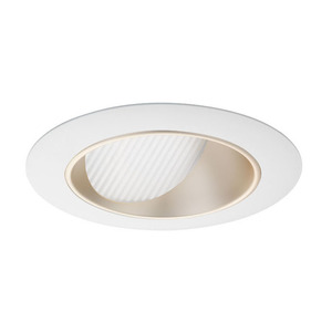 Juno Lighting 439WHZ-WH 4IN LENSED WALL WASH