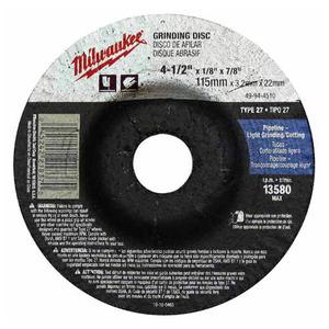 Milwaukee 49-94-4580 GRINDING DISC 4-1/2