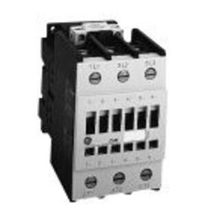 GE CL00D310TDMP Contactor, IEC, 10A, 24VDC Coil, 460VAC, 3P, 1NO Auxiliary Contact