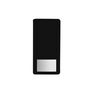 Lutron MS-OPS5M-BL Occupancy Sensor Switch, 5A, Maestro, Black
