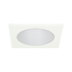 Elite Lighting B472W-WH RECESSED FIXTURE-WHITE