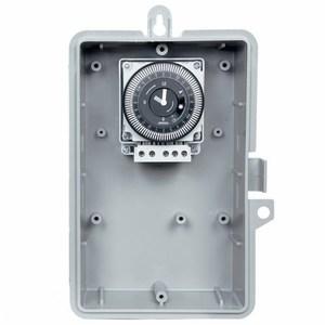 Intermatic GMXQW-I-240 Time Switch, 21A, 240VAC