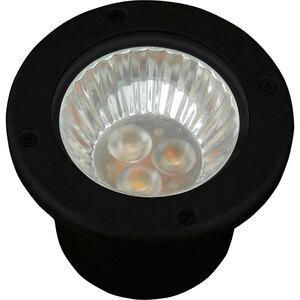 Progress Lighting P5295-31 3W LED WELL LIGHT Black