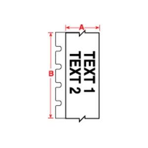 Brady PTL-8-432 0.500 IN X 50 FT